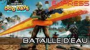 """Event """"Bataille d'Eau"""" (Été) - Warframe Express FR"""