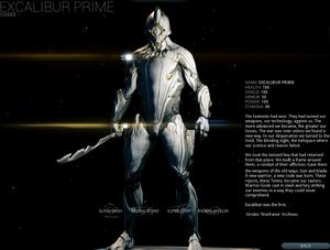 ExcaliburPrimeCodex