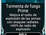 Tormenta de fuego Prime