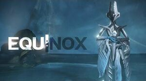 Warframe Profile - Equinox