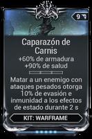 Caparazón de Carnis