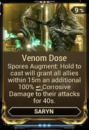 Venom Dose