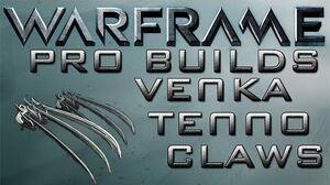 Warframe Venka Pro Builds Update 13.9