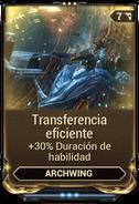 Transferencia eficiente