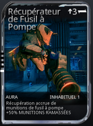 (old)Récupérateur de Fusil à Pompe