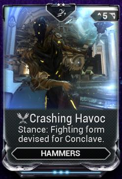 Crashing Havoc