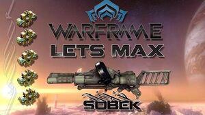 Lets Max (Warframe) E80 - Sobek