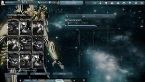 Lex Prime Polarity