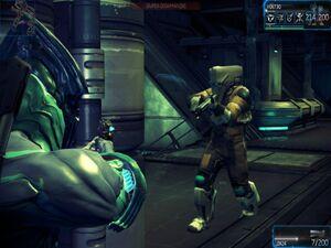 Corpus Sniper Crewman