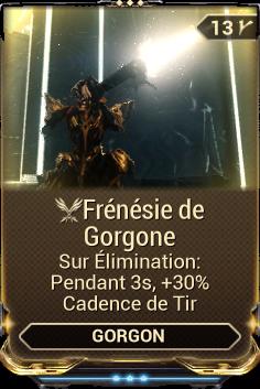Frénésie de Gorgone