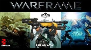 Let's Build Warframe - 6 Forma Grakata Build