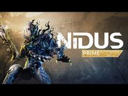 Warframe - Nidus Prime Access - Available Now on All Platforms