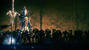 Warframe Nekros Prime (DE Trailer)