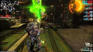 Warframe Tethra Doom Event
