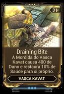 DrainingBiteMod