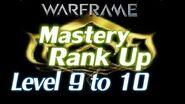 Warframe Beta - Mastery Rank 10 Teszt (HD)