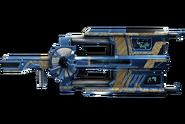 Fusil à Flux - Principe