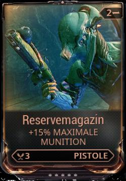 Reservemagazin