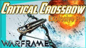 ZHUGE - Crossbow Supremacy 5 forma - Warframe