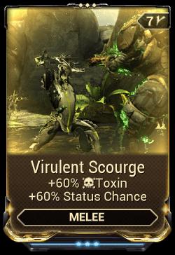 Virulent Scourge