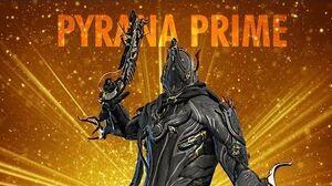 Warframe - Pyrana Prime