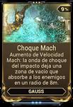 Choque Mach
