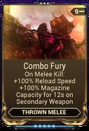 Combo Fury