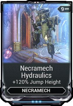 Necramech Hydraulics