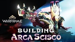 Warframe - Arca Scisco - 4 Forma Build