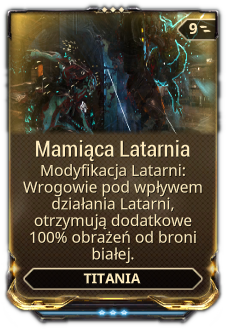 Mamiąca Latarnia