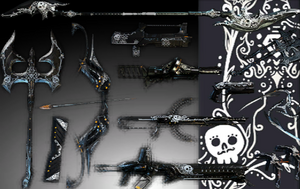 Day of the Dead Weapon Skins Pack