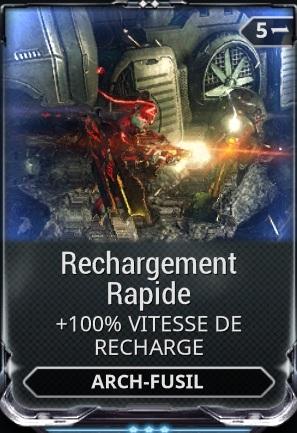 Rechargement Rapide
