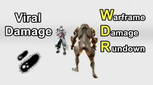 WDR 13 Viral Damage (Warframe)