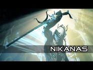 Les Nikanas (Catégorie d'arme Mêlée) - Warframe -FR-