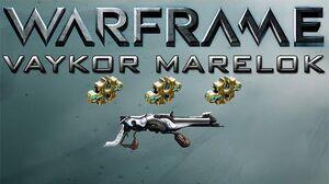 Warframe Vaykor Marelok 3 Forma update 15.5