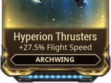Hyperion Thrusters