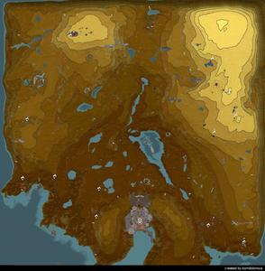 POE map