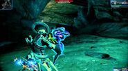 Warframe Trinity's Energy Vampire