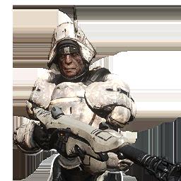 Desertor Kavor masculino blindado