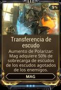 Transferencia de escudo