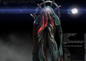 Ancientdisruptorcodex