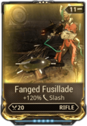 Fanged Fusillade