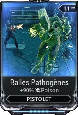 Balles Pathogènes