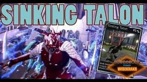 GamesWise SINKNING TALON MOD Dual Daggers Melee 2