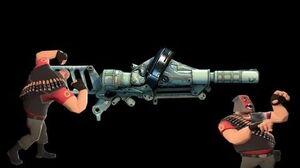 Manly bullets! (Warframe - Sobek)