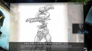 Warframe Jovian Concord Lore Fragments (Partnership Fragments)