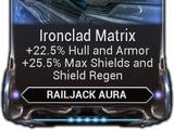 Ironclad Matrix