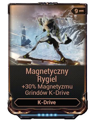 Magnetyczny Rygiel