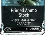 Primed Ammo Stock