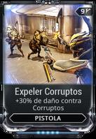 Expeler Corruptos